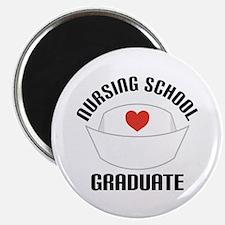 Nursing School Graduate Magnet