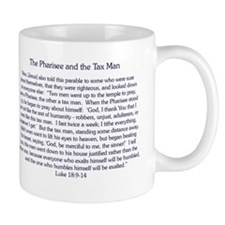 Pharisee and the Publican Mug