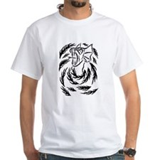 Cute Tribal dragon Shirt