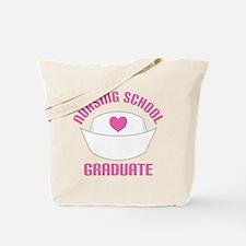 Nursing School Graduation Tote Bag