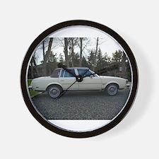 Cutlass Suoreme Sedan Wall Clock