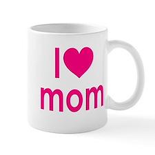 I Love Mom: Mug