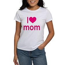 I Love Mom: Tee