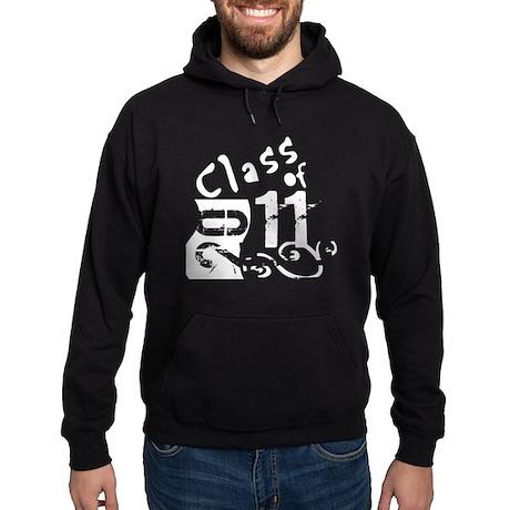 Class of 2011 Hoodie (dark)