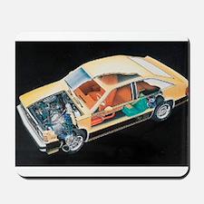 Chevy Citation Mousepad