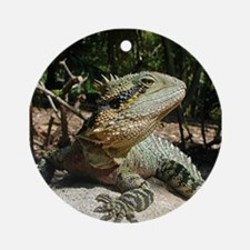 Water Dragon Ornament (Round)