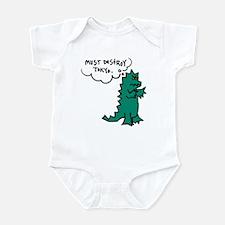 Godzoodle Infant Bodysuit