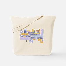 Say It Loud Tote Bag