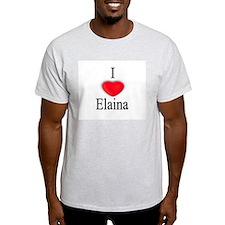Elaina Ash Grey T-Shirt