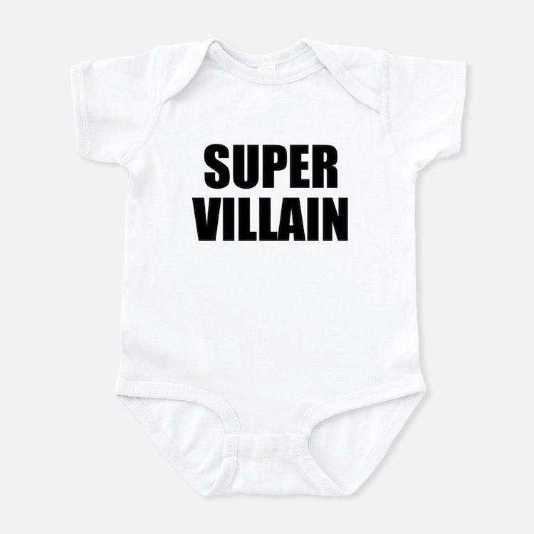 Super Villain Infant Bodysuit