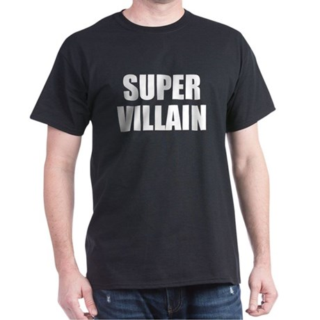Super Villain Dark T-Shirt