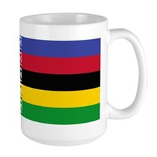 world champ stripes Mug
