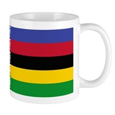 world champ stripes Small Mug