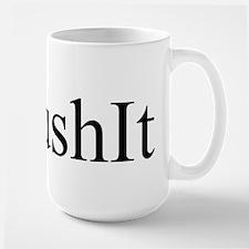 #CrushIt Large Mug