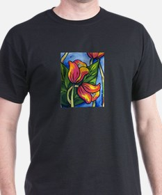 Tulips Together T-Shirt