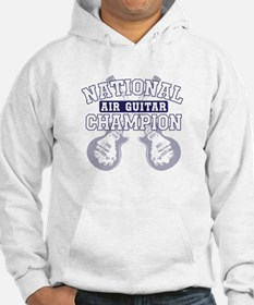 national air guitar champion Hoodie