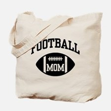 Football Mom Tote Bag
