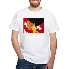 Three White Birds Shirt