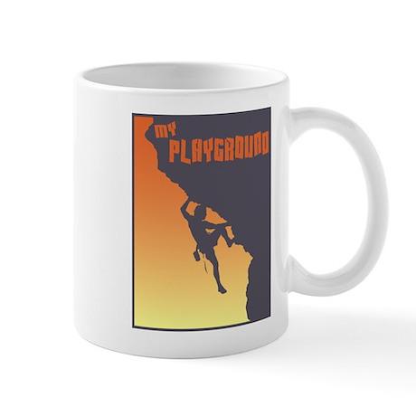 My Playground Rock Climbing Mug