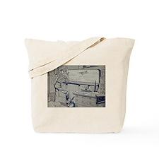 Tom Swift Junior Tote Bag