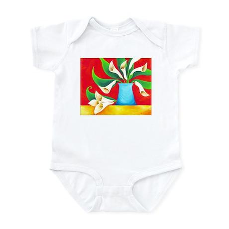Calla Lilies Infant Bodysuit