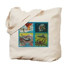 Tom Swift Junior Adventures Tote Bag