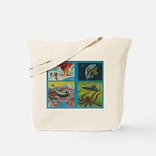 Tom Swift Junior Adventures Tote Bag