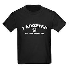I Adopted T