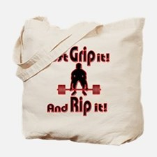 Cute Strongman Tote Bag