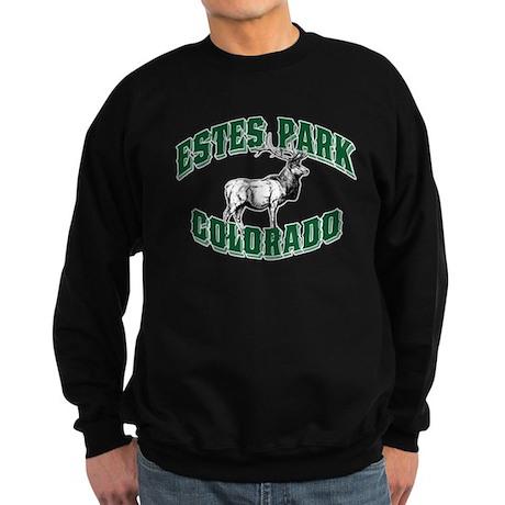 Estes Park Old Style Green Sweatshirt (dark)