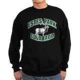 Colorado, estes park Sweatshirt (dark)