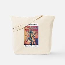 Tom Swift vs. Bell Labs Photo Telephone Tote Bag