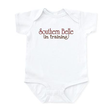 Southern Belle in Training Infant Bodysuit