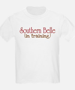 Southern Belle in Training T-Shirt
