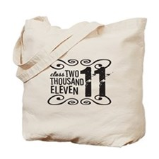 Whimsy Class 2011 Tote Bag
