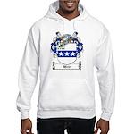 Weir Coat of Arms Hooded Sweatshirt