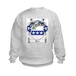 Weir Coat of Arms Kids Sweatshirt