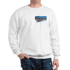Funny Strutting Sweatshirt