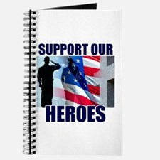 Support Our Heros Journal
