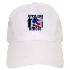 Support Our Heros Baseball Cap