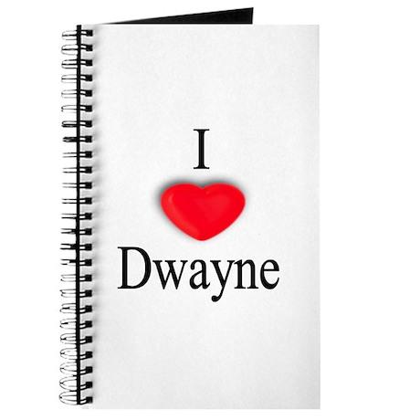 Dwayne Journal