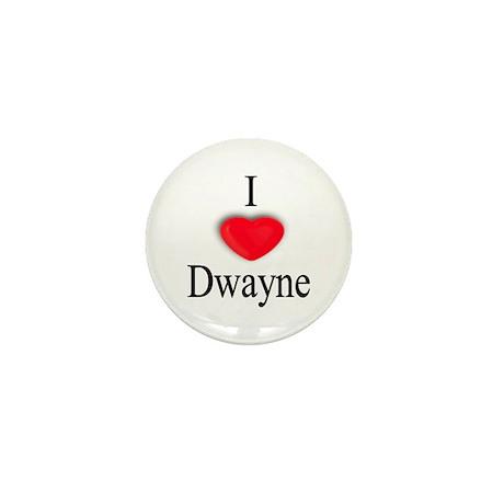 Dwayne Mini Button (10 pack)