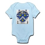 Waters Family Crest Infant Creeper