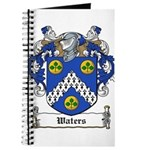 Waters Family Crest Journal