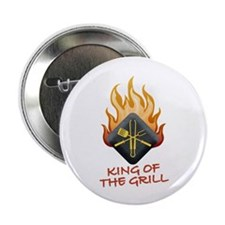 """Grill Master 2.25"""" Button (10 pack)"""