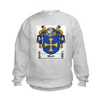 Ward Family Crest Kids Sweatshirt