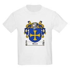 Ward Family Crest Kids T-Shirt