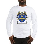 Ward Family Crest Long Sleeve T-Shirt