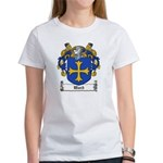 Ward Family Crest Women's T-Shirt