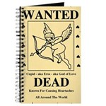 Wanted Cupid Journal